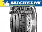 Michelin - PILOT SPORT 3 ACOUSTIC GRNX nyárigumik