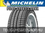 MICHELIN PILOT SPORT 3 GRNX 275/40R19 - nyárigumi - adatlap