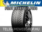 Michelin - PILOT SPORT A/S PLUS négyévszakos gumik