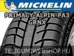 Michelin - Primacy Alpin PA3 GRNX téligumik