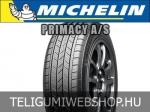 Michelin - PRIMACY A/S négyévszakos gumik
