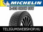 Michelin - X-ICE SNOW SUV téligumik