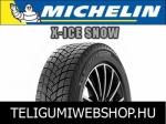 Michelin - X-ICE SNOW téligumik