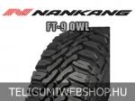 Nankang - FT-9 OWL nyárigumik