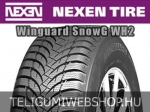 NEXEN Winguard SnowG WH2 215/60R16 - téligumi - adatlap
