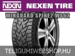 Nexen - Winguard Spike2 WS62 téligumik