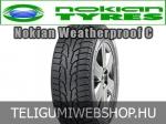 Nokian - Nokian Weatherproof C négyévszakos gumik
