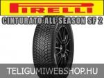 Pirelli - CINTURATO ALL SEASON SF 2 négyévszakos gumik