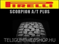 PIRELLI - Scorpion A/T Plus - négyévszakos