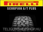 Pirelli - Scorpion A/T Plus négyévszakos gumik
