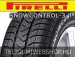 PIRELLI SnowControl 3 165/70R14 - téligumi - adatlap