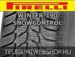 Pirelli - Winter 190 Snowcontrol téligumik