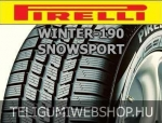 Pirelli - Winter 190 Snowsport téligumik
