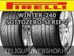 Pirelli - Winter 240 Sottozero Serie 2 téligumik