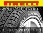 Pirelli - Winter Sottozero 3 téligumik