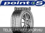 POINT-S Summer S 215/60R17 - nyárigumi - adatlap
