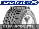 Point-s - Summerstar 3 DOT0117 nyárigumik