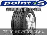 POINT-S SUMMERSTAR 3+ SUV 235/65R17 - nyárigumi - adatlap