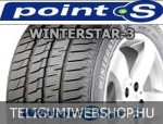 Point-s - Winterstar 3 téligumik