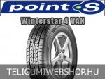 POINT-S Winterstar 4 Van 185R14 - téligumi - adatlap