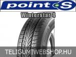 POINT-S Winterstar 4 155/80R13 - téligumi - adatlap