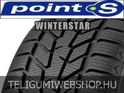 POINT-S - Winterstar - téligumi - 185/65R14 - 86T - SZGK.