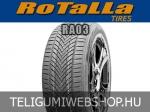 Rotalla - RA03 négyévszakos gumik