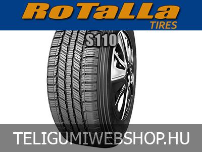 ROTALLA - S110 - téligumi - 185/65R15 - 88T - SZGK.