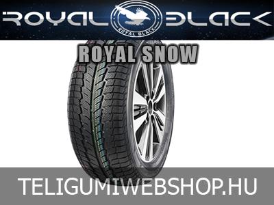 ROYAL BLACK - Royal Snow - téligumi - 215/60R16 - 99H - SZGK.