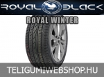Royal black - Royal Winter téligumik