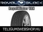 ROYAL BLACK RoyalWinter VAN 165/70R14 - téligumi - adatlap
