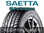 Saetta - SA Performance nyárigumik