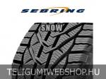 Sebring - SNOW téligumik