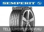 Semperit - Speed-Life 3 nyárigumik