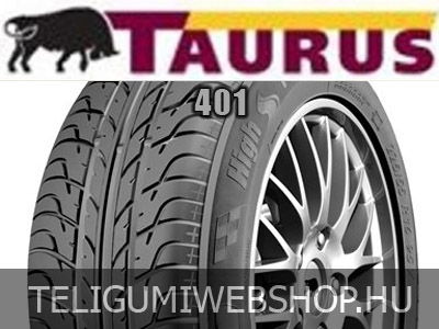 TAURUS - 401 - nyárigumi - 205/40R17 - 84W - SZGK.