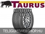 Taurus - ALL SEASON SUV négyévszakos gumik