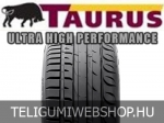 TAURUS ULTRA HIGH PERFORMANCE 225/55R17 - nyárigumi - adatlap