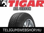 Tigar - ALL SEASON négyévszakos gumik