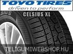 Toyo - Celsius XL négyévszakos gumik