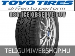 Toyo - G3S Ice Observe SUV téligumik