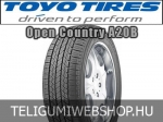 Toyo - OpenCountry A20B nyárigumik