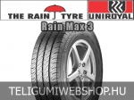 Uniroyal - RAIN MAX 3 nyárigumik