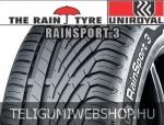 UNIROYAL RainSport 3 255/55R18 - nyárigumi - adatlap