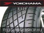 Yokohama - A539 nyárigumik