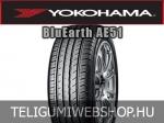 Yokohama - BluEarth AE51 nyárigumik