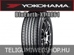 Yokohama - BluEarth-XT AE61 nyárigumik