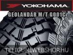 Yokohama - GEOLANDAR M/T+ G001C nyárigumik