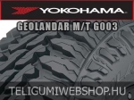 Yokohama - GEOLANDAR M/T G003 nyárigumik