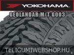 YOKOHAMA GEOLANDAR M/T G003 235/75R15 - nyárigumi - adatlap